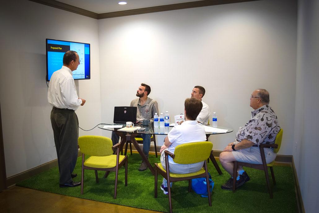 Butler Landscape & Design Client Presentation